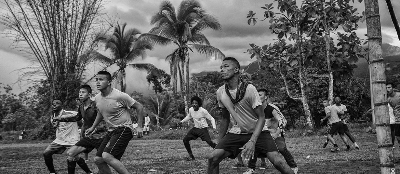 futbol paz