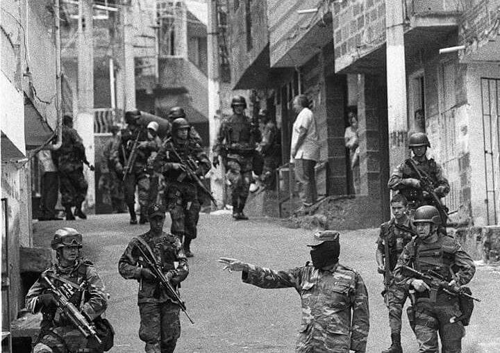 Foto: Treinta años contra la epidemia violatoria de derechos humanos en Colombia