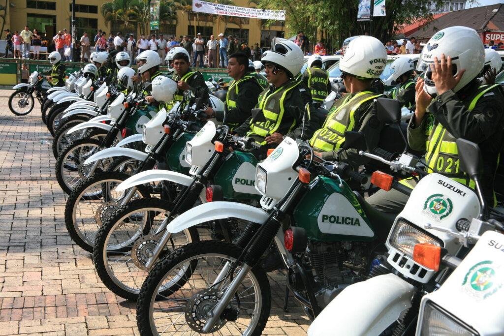 Foto: Policía Nacional de los Colombianos