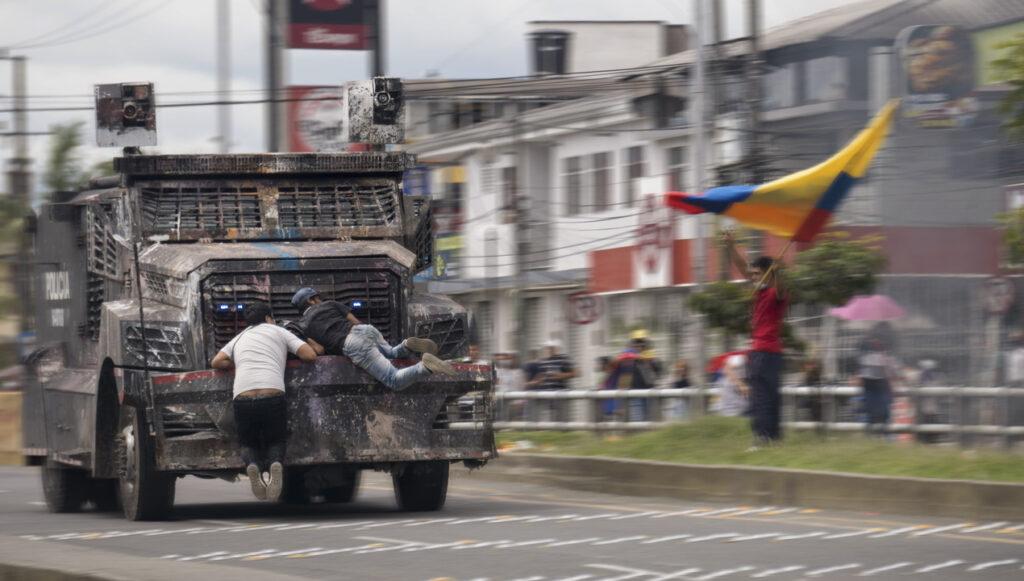 Foto: Leidy Chavez Cometa - Popayán, Cauca
